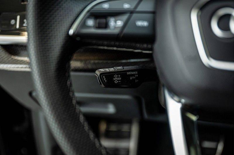Audi SQ8 4.0 TFSI quattro | Bang & Olufsen | HUD | Leder valcona met ruit | Stoel massage | Alcantara | Nachtzicht | PANO | afbeelding 18