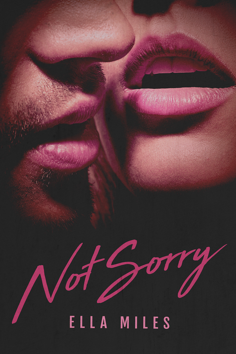 Not Sorry Cover