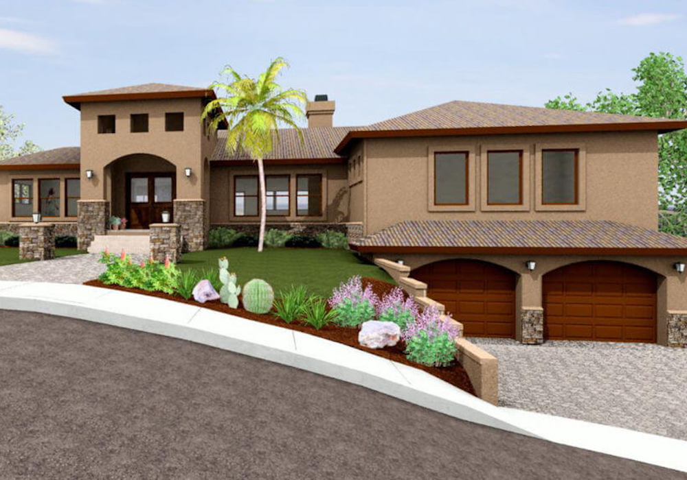 cote front rendering