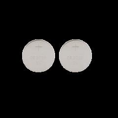 3V Lithium Batteries, Pack of 2