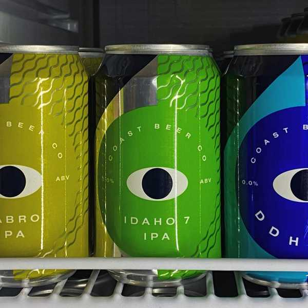 Something a bit different (and perfect for weekdays): No-alcohol beers from Coast Beer Co (Edinburgh). These aren't your typical thin, flavourless NA beers. These taste, smell, and feel like beer. And dare we say it, like good beer too (if you like an IPA).  Send us an email at beerclub@birkscinema.co.uk if you'd like to pick up a few in Aberfeldy.