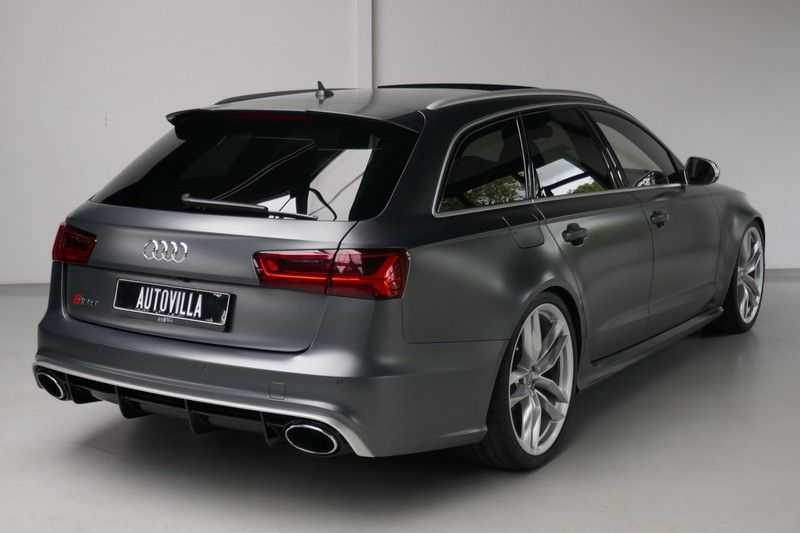 Audi RS6 Avant 4.0 TFSI quattro Pro Line Plus Keramisch - Panodak afbeelding 10