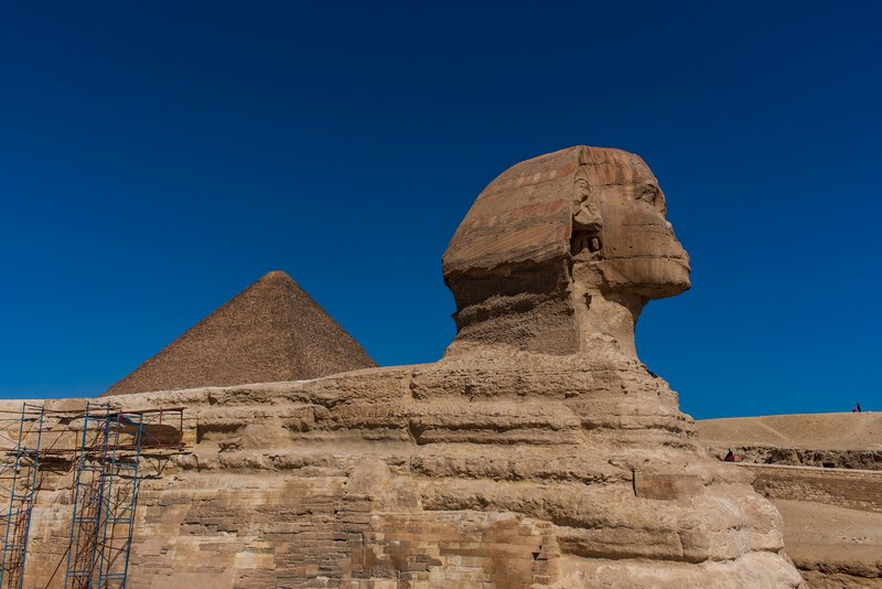 Great Sphinx of Giza (أبو الهول)
