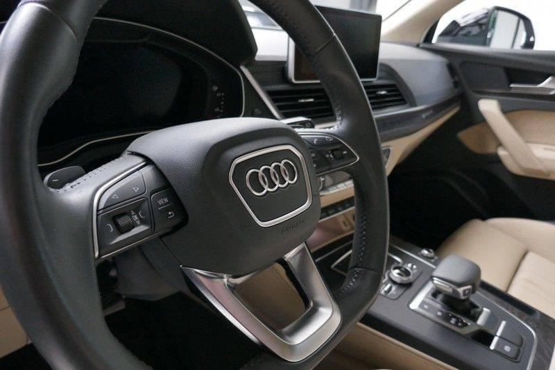"""Audi Q5 2.0 TDI quattro Design Panorama - 20""""LM afbeelding 17"""