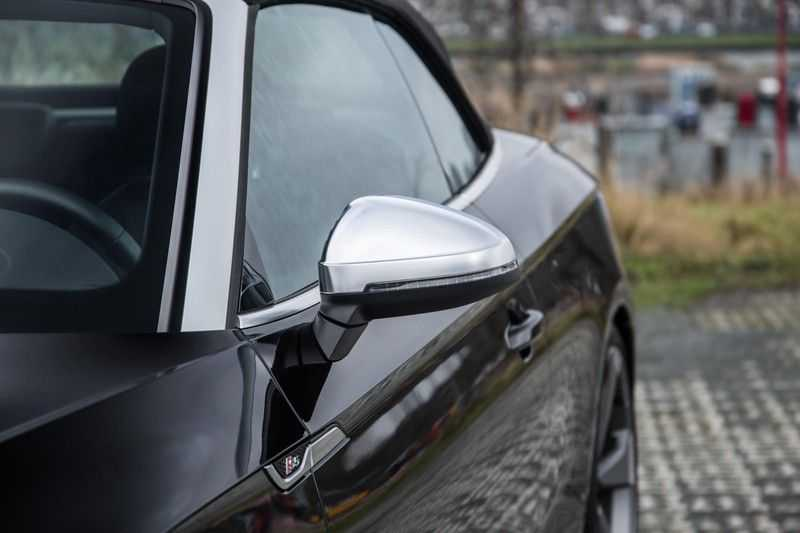 Audi A5 Cabriolet 3.0 TFSI S5 quattro | 354PK | Hoofdruimte verwarming | Trekhaak | Virtual Cockpit | Matrix LED | Camera afbeelding 9