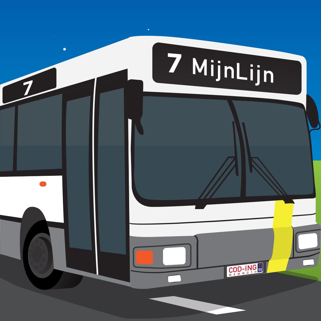 MijnLijn 3.8 and older logo