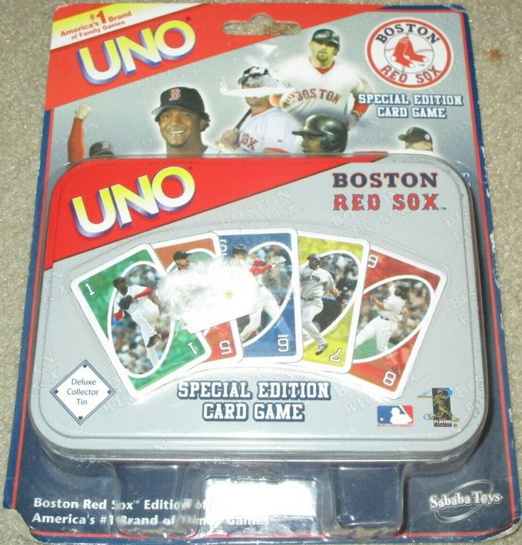 Boston Red Sox Uno (2004)