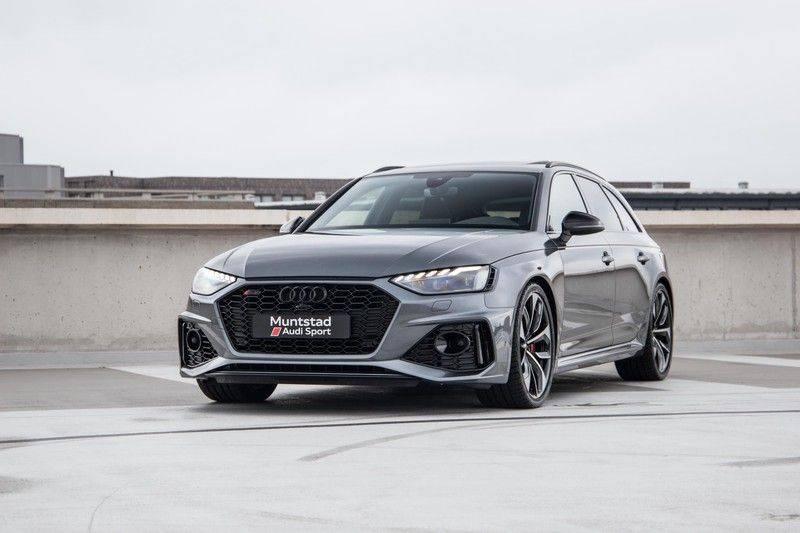 Audi RS4 Avant 2.9 TFSI 450 pk RS 4 quattro   Panoramadak   Assistentiepakket Tour/City   Matrix LED   Bang & Olufsen 3D Sound afbeelding 9