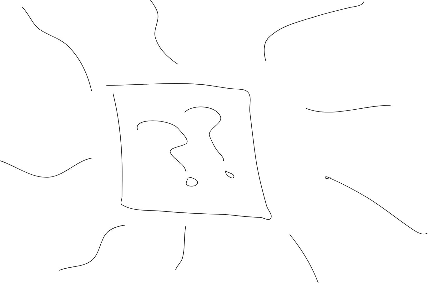 Mystery box (sketch).