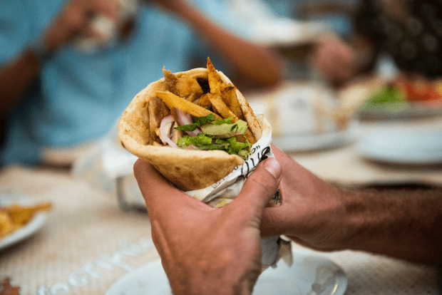 The £2 Dish In Greece That Everyone Is Talking About!