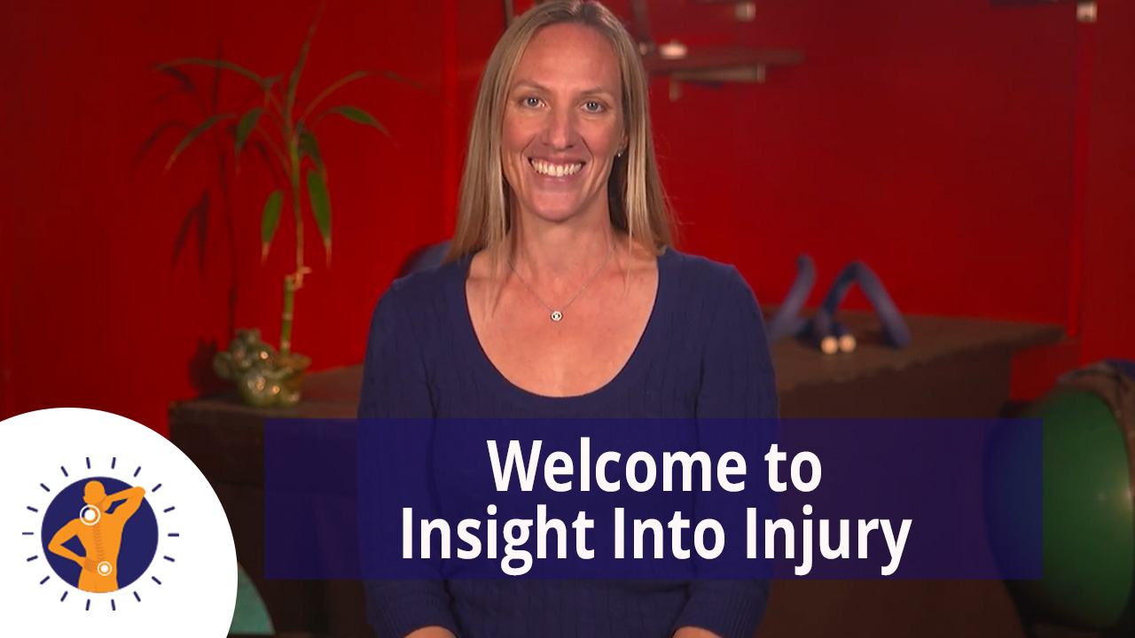 Welcome to Insight Into Injury