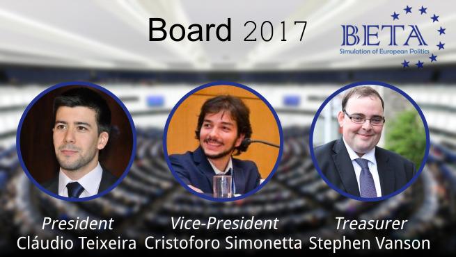 BETA Board 2017