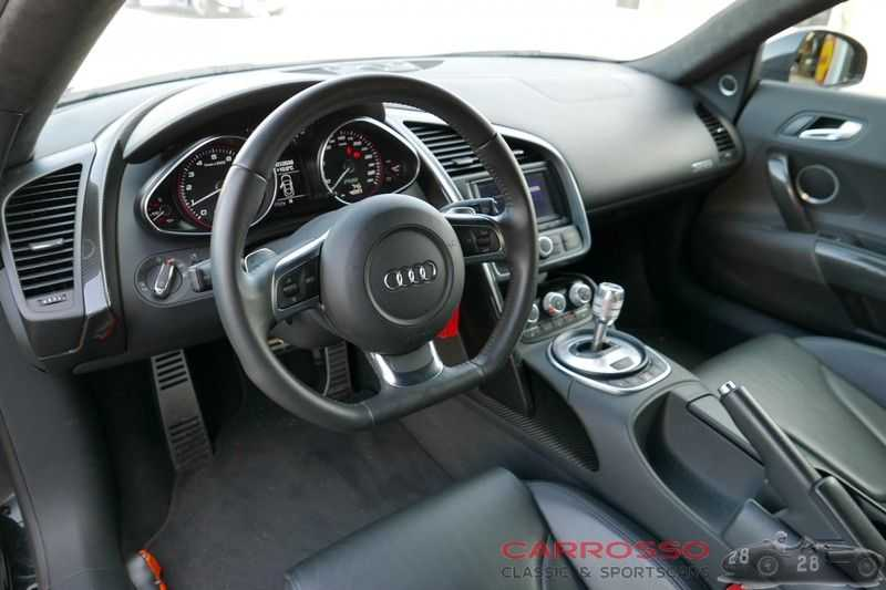 Audi R8 5.2 V10 FSI Origineel Nederlands geleverd! afbeelding 24