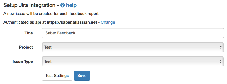 Jira Integration Stage 2