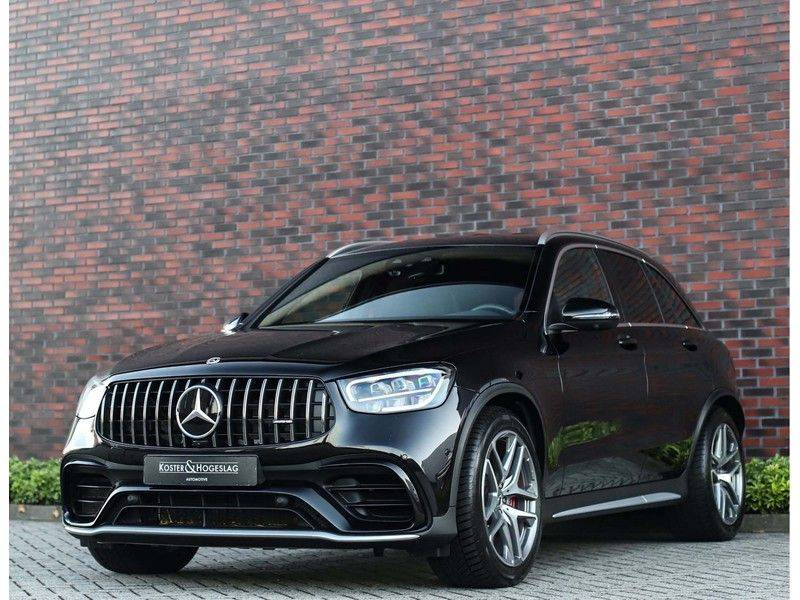 Mercedes-Benz GLC 63 S AMG 4-MATIC+ *510 PK*Facelift*Driver Package*Assistent Plus* afbeelding 6