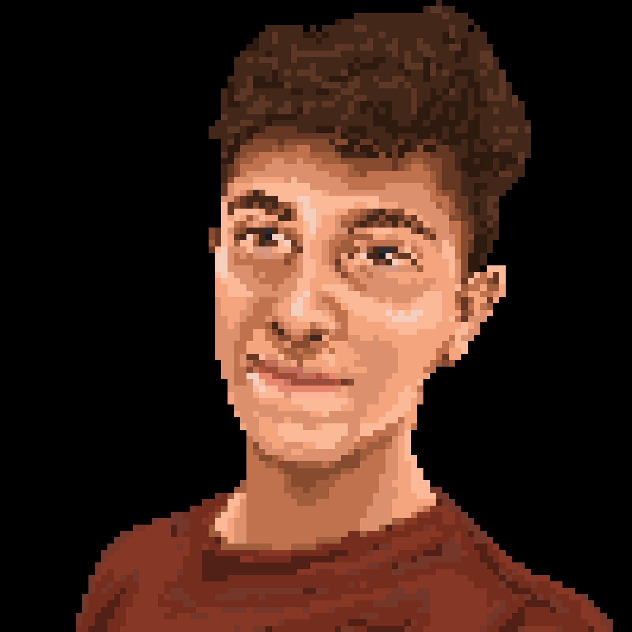 Michael Matloka portrait
