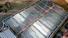 Used Tesla battery cells
