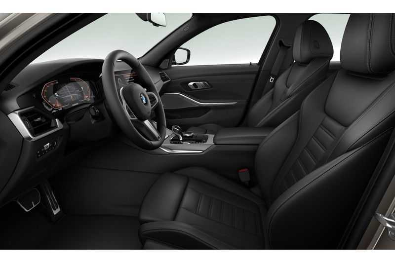 BMW 3 Serie 320i High Executive Model M Sport afbeelding 4