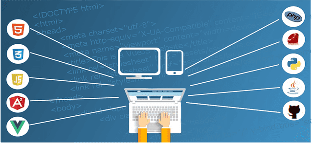 How to become a full-stack web developer