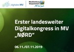 NØRD - Digitalkongress in MV