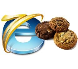 Internet Explorer Cookies