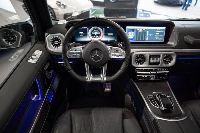 Mercedes-Benz G-Klasse G63 AMG Burmester G 63 AMG Burmester Premium Plus pakket afbeelding 9