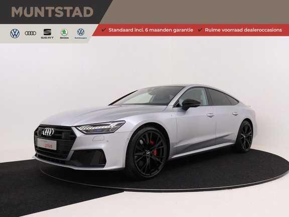 Audi A7 Sportback 55 TFSI e quattro Competition | 21'' velgen hoogglans zwart | 367PK | Assistentie Tour& City | 360 Camera | Head-Up | Matrix LED | Adapt. Demping | Comfortstoelen | Leder