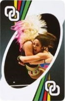 WWE Uno (Locked Up Card)
