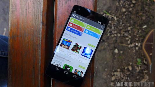 Google Play may be coming to China