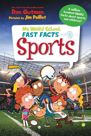 My weird school fast facts sports image