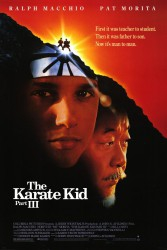 cover The Karate Kid Part III