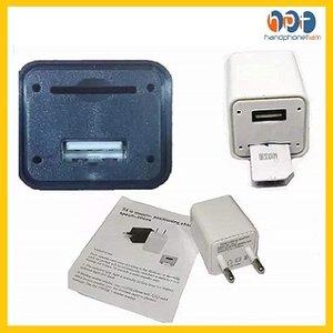 Alat Sadap Suara Kartu GSM 24 Jam Model Ac Adapter Charger