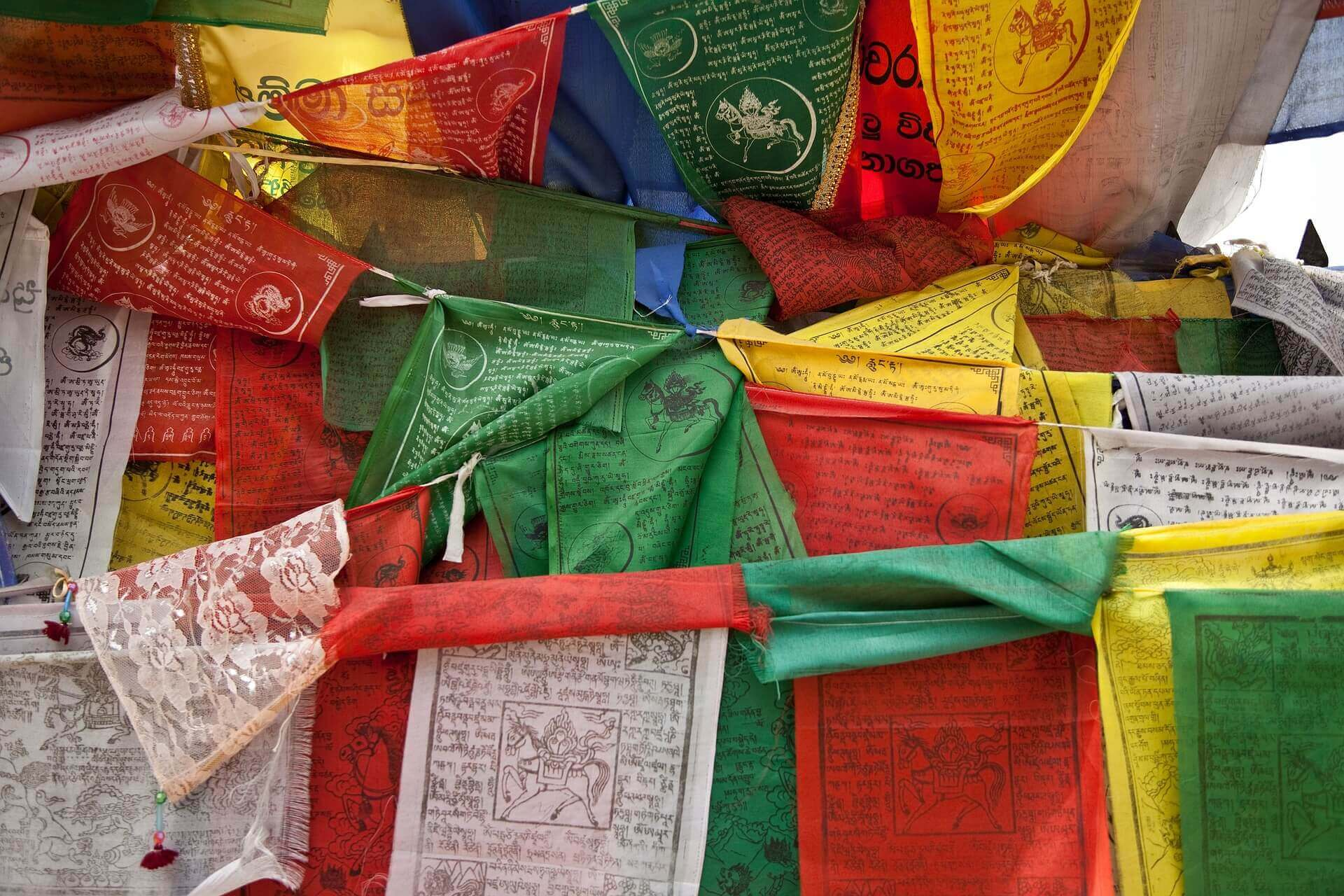 Prayer Flags Nepal