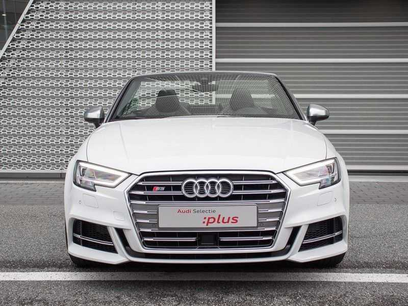 Audi A3 cabriolet 2.0 TFSI S3 quattro | B&O Sound | Adapt.Cruise | Dynamic RED | Stoelverwarming | LED | Climate-control | afbeelding 9