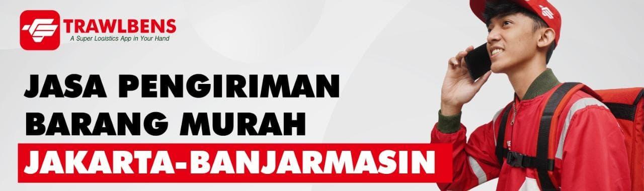 Jaminan Jasa Cargo Termurah dari Jakarta ke Banjarmasin