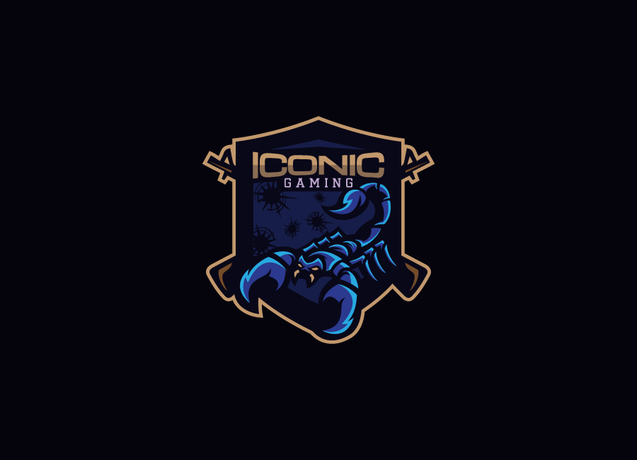 Iconic Gaming team logo