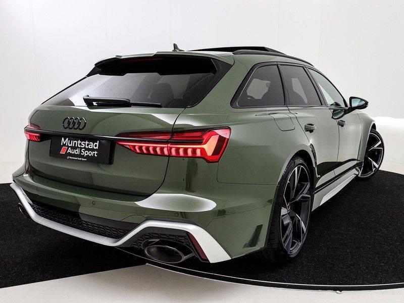Audi A6 Avant RS 6 TFSI 600 pk quattro | 25 jaar RS Package | Dynamic + pakket | Keramische Remschijven | Audi Exclusive Lak | Carbon | Pano.dak | Assistentie pakket Tour & City | 360 Camera | afbeelding 20