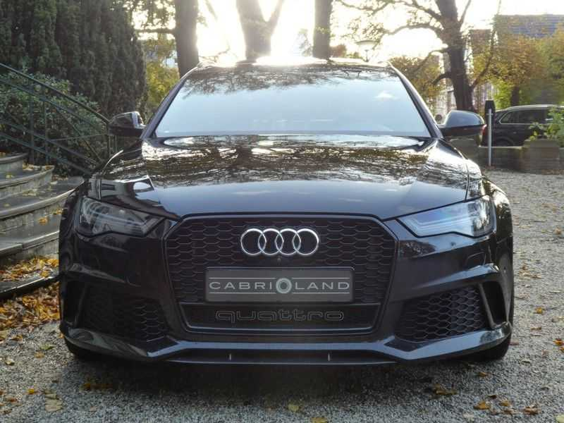 Audi RS6 Avant 4.0 TFSI Performance, Akrapovic afbeelding 5