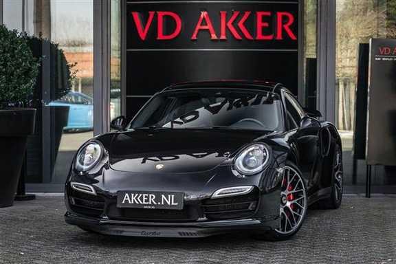 Porsche 911 TURBO GLAS DAK+ADAPT.STOELEN+CAMERA