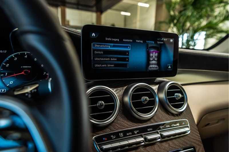 Mercedes-Benz GLC Coupé 300 4MATIC AMG | Night pakket | Distronic | Memory |Sound systeem | Sfeerverlichting | Luxury interieur | Apple Carplay | afbeelding 21