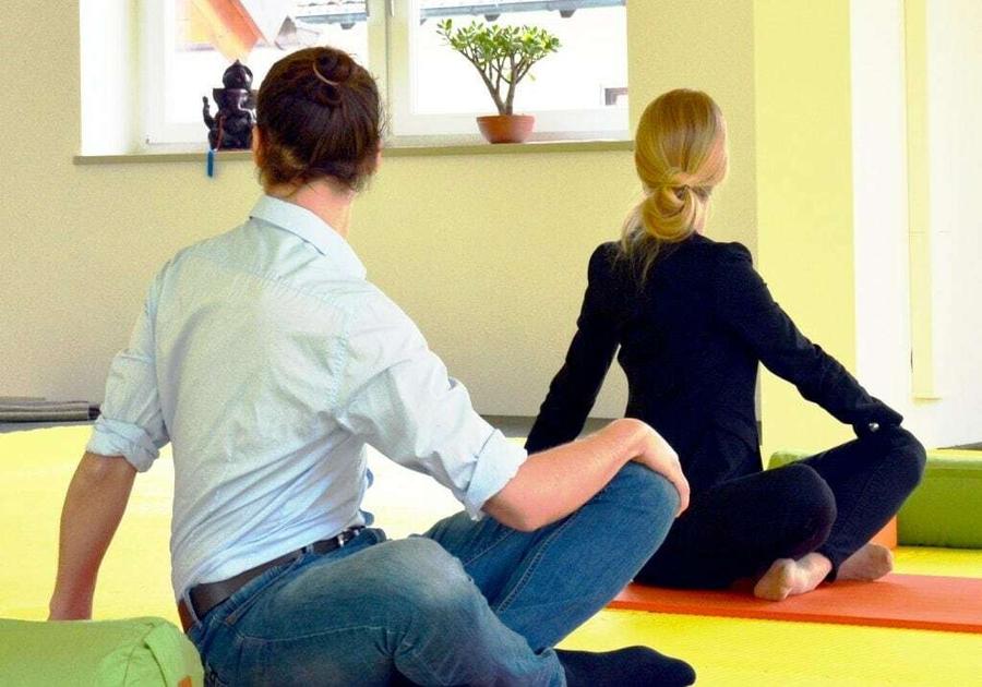 Yoga als Gesundheitsmanagement