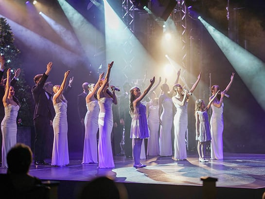 6th December | Potters Theatre Company's 2020 Christmas Spectacular