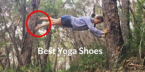 These are the best yoga shoes you can buy. These shoes are very comfortable and flexible. You'll want to wear them all the time!