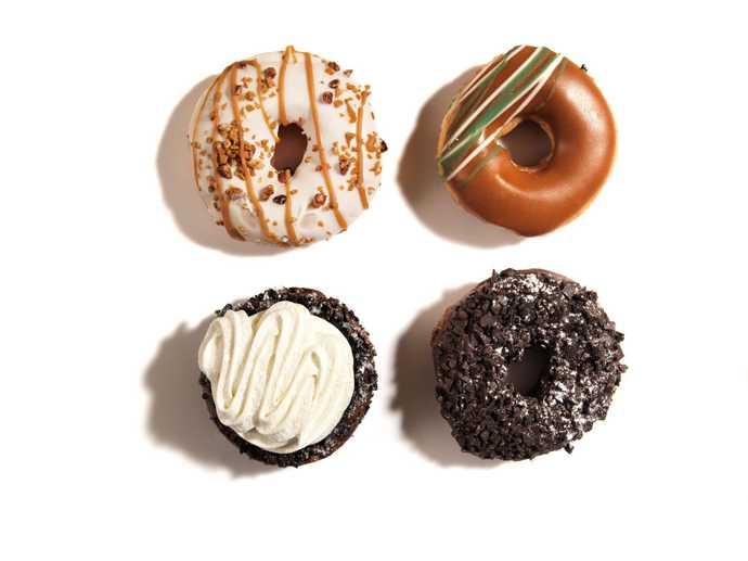 dessert donuts doughnuts 273773