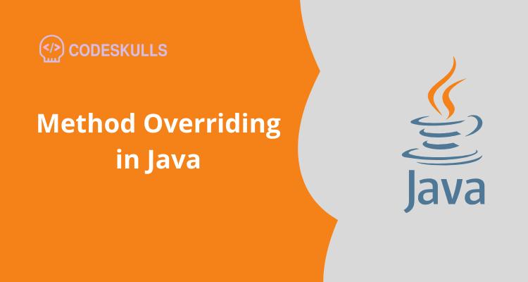 Method Overriding in Java