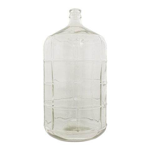 Six Gallon Glass Carboy