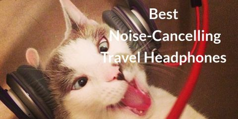 The Best Noise-Cancelling Travel Headphones for Airplane