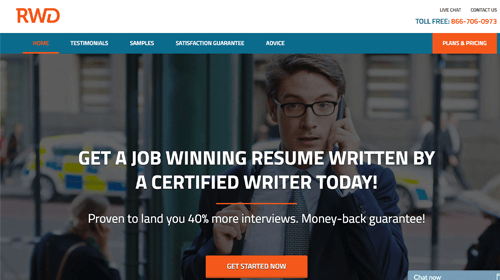 ResumeWriterDirect.com