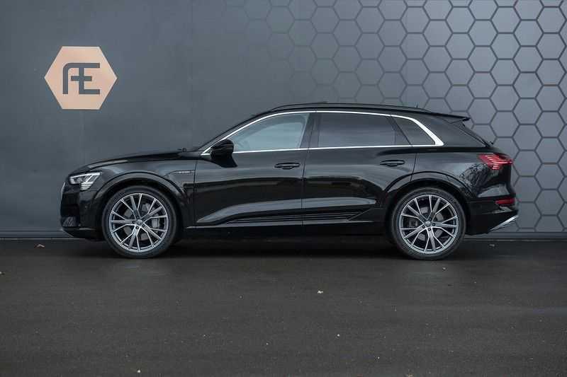 Audi e-tron 55 quattro Advanced Pro Line S 2019 4%+ Excl. BTW+ Full option afbeelding 8