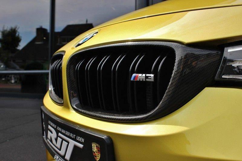 """BMW M3 Competition DCTA 450pk **IPE Uitlaat/20"""" Vorsteiner/HUD/Harm.Kardon/Schuifdak** afbeelding 13"""